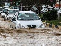 خیال تهرانیها بابت بارش سیل آسای باران راحت باشد