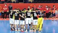 پیروزی ایران در مقابل آمریکا طی مسابقات جام جهانی فوتسال