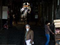 وضعیت بازار تهران در روزهای کرونایی آخر سال +تصاویر