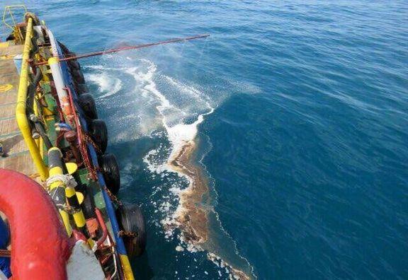 آلودگی جدید نفتی در خلیج فارس به عملیات پاکسازی گسترده نیاز دارد