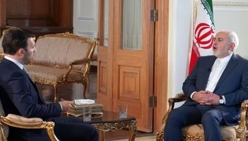 ظریف: از کسی نخواستیم بین ایران و آمریکا میانجیگری کند