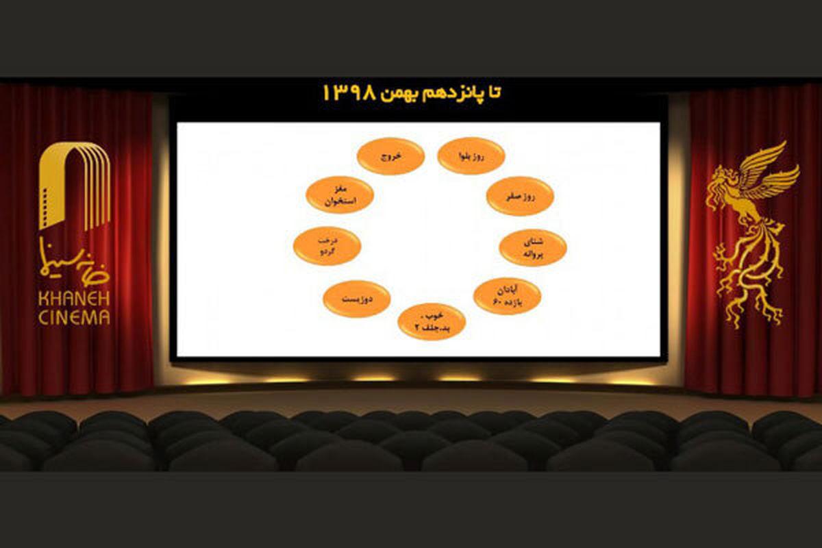 ۹ فیلم برتر آرای مردمی اعلام شد