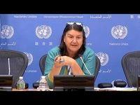 گزارشگر ویژه سازمان ملل خواستار لغو تحریمهای ایران شد