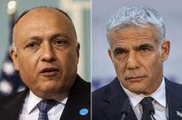 نخستین گفت و گوی تلفنی وزرای خارجه مصر و اسرائیل