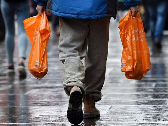 100هزار دلار جریمه برای استفاده از یک کیسه پلاستیکی