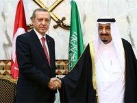 التماس فرستاده ملک سلمان از اردوغان در قتل خاشقجی