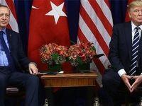 تأکید «ترامپ» و «اردوغان» بر افزایش همکاریها