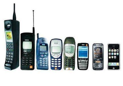 تلفن همراه در ایران ۲۴ساله شد