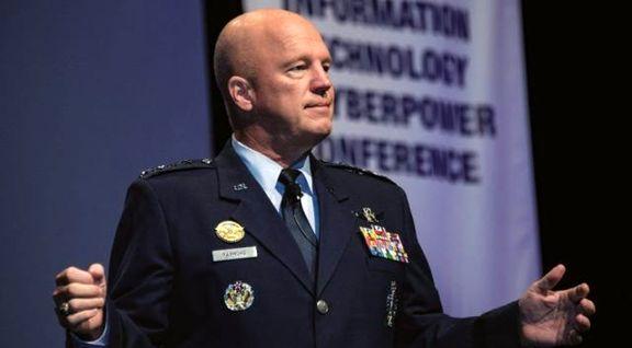 اولین واکنش فرمانده نیروی فضایی آمریکا به پرتاب ماهواره نور