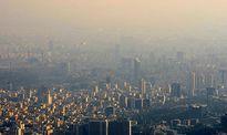 هوای سرد همراه با آلودگی کلانشهرها تا یلدا