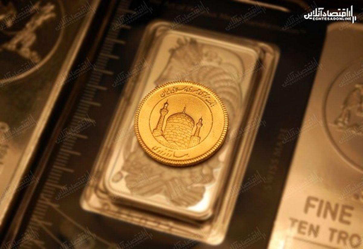 قیمت سکه امروز چند؟ (۱۴۰۰/۶/۴)