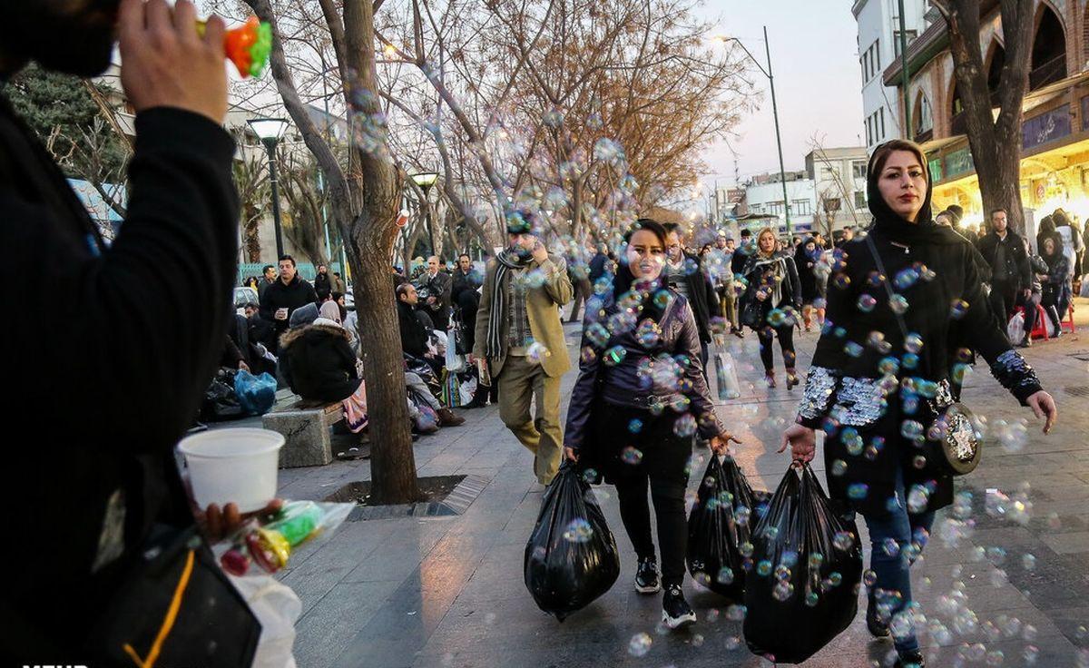 «زورگیری»های محترمانه در بازار تهران