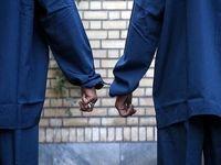 ۲پسر جوان، دخترهای۱۳و ۱۵ساله را فریب دادند