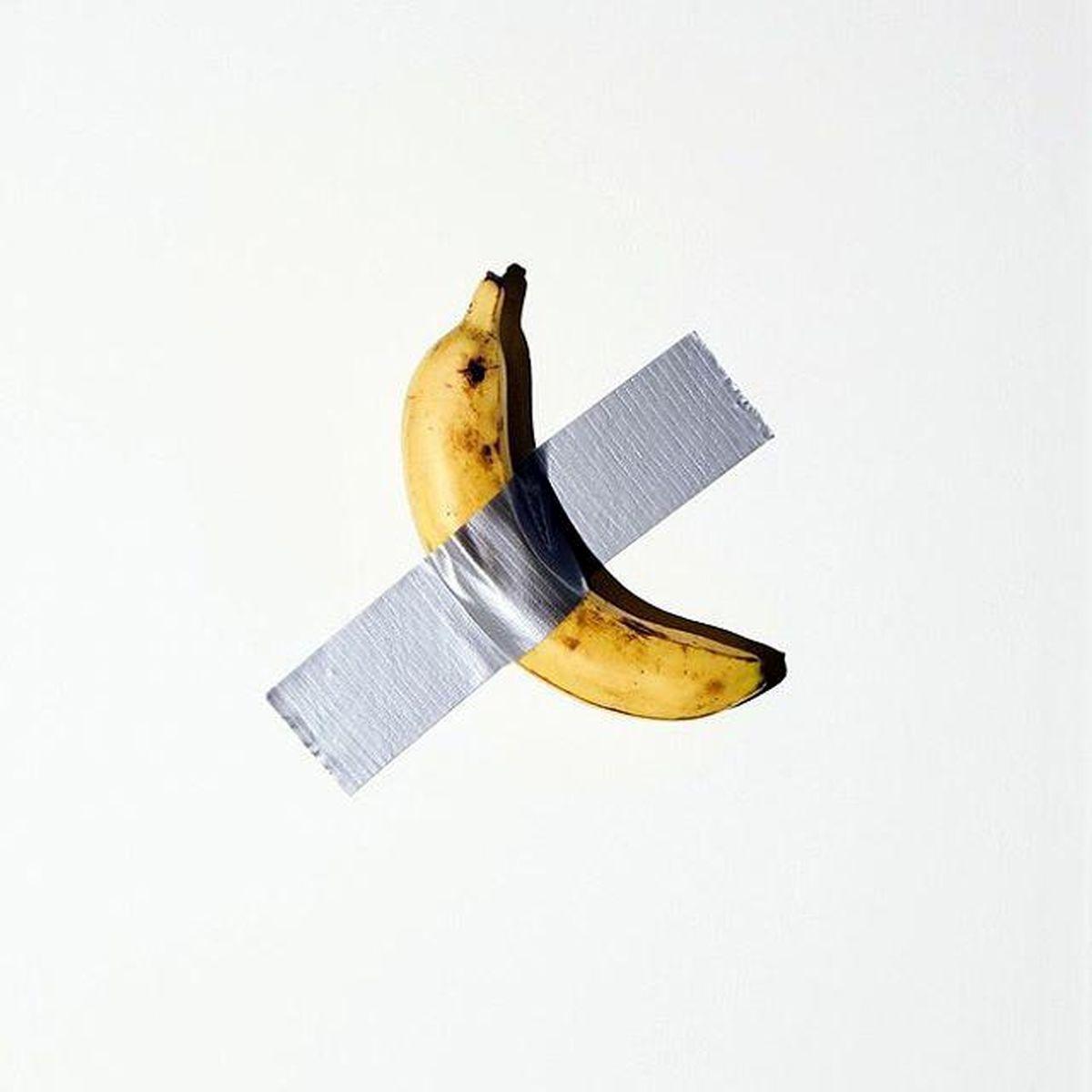 موزی که 121هزار دلار فروخته شد! +عکس