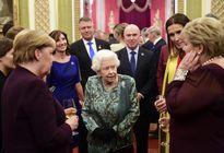 مهمانی ملکه انگلیس برای 70سالگی ناتو +تصاویر