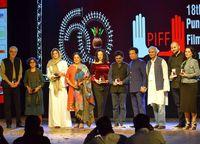 استایل شیک ویشکا آسایش در جشنواره فیلم هند +عکس