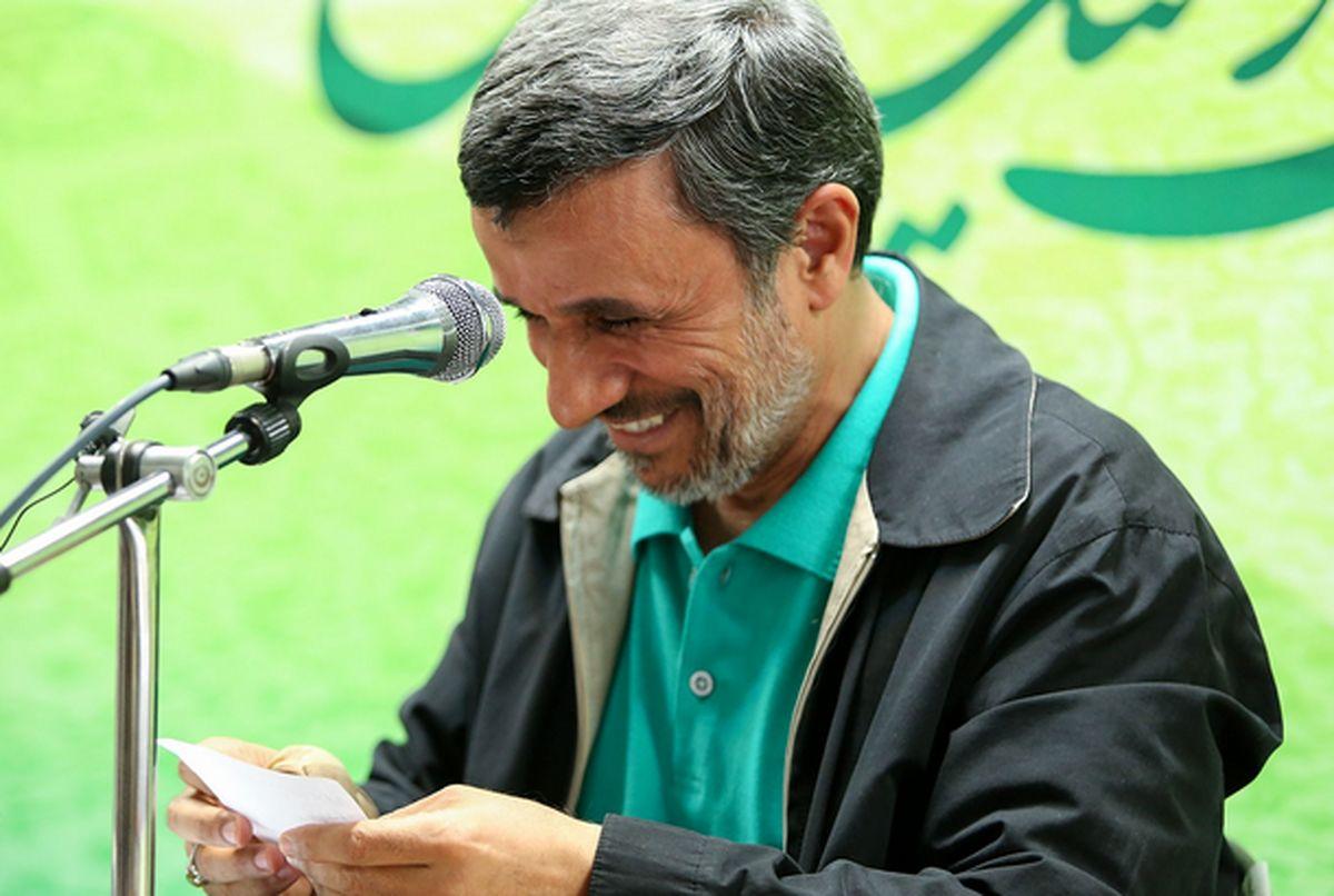 روایتی تازه از محمود احمدینژاد