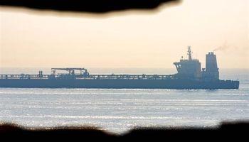 اسپوتنیک: نفتکش ایرانی در حال ترک جبل الطارق است