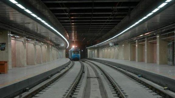 آتش سوزی سه ایستگاه متروی مشهد را تعطیل کرد