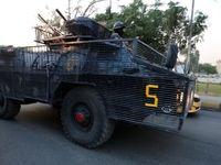 حمله به بانک مرکزی بغداد و زخمی شدن 9نیروی امنیتی