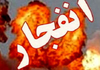 ویرانی ساختمان ۴طبقه بر اثر انفجار گاز شهری +فیلم
