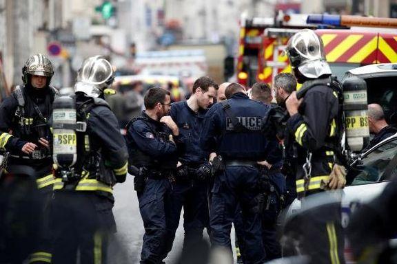 عامل گروگانگیری پاریس بازداشت شد
