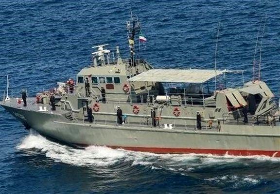سانحه برای شناور کنارک نیروی دریایی ارتش