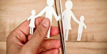 طلاق برای پنهانکاری همسر