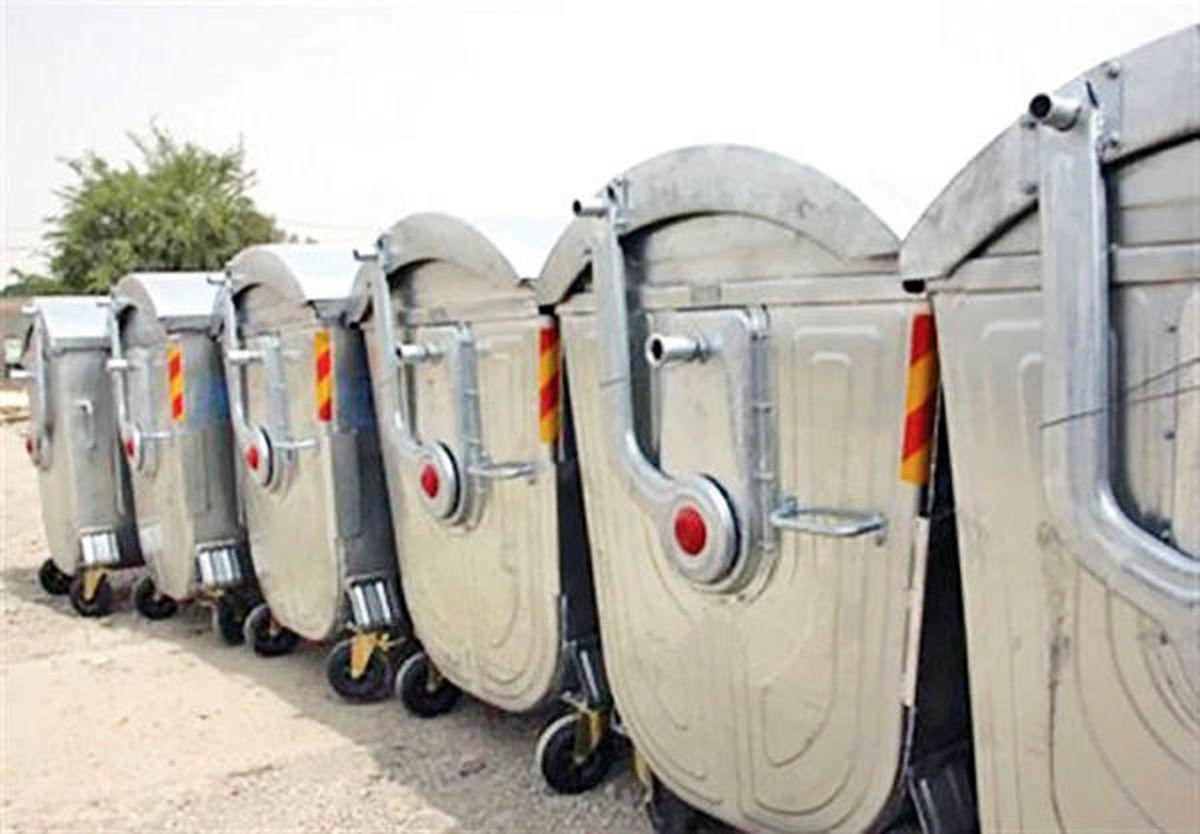 سه طرح برای جمعآوری مخازن زباله از تهران