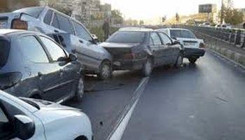 20درصد تصادفات ساختگی هستند