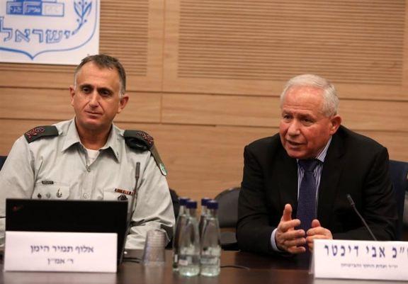 اسرائیل حضور ایران را در سوریه کمرنگ خواند