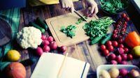 ۵علامت هشدار دهنده کمبود مصرف سبزیجات
