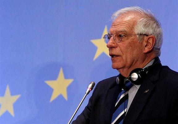 بورل: اروپا به ایران برای برخورداری از مزایای برجام اطمینان دهد