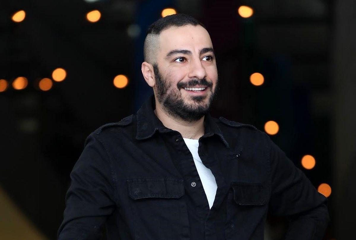 نوید محمدزاده، بهترین بازیگر جشنواره اورنبورگ شد +عکس