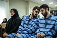 دادگاه خانم مدیری که حین خروج از کشور بازداشت شد! +تصاویر