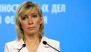 مسکو: گویا دیپلماسی واشنگتن، ابزاری جز تحریم ندارد