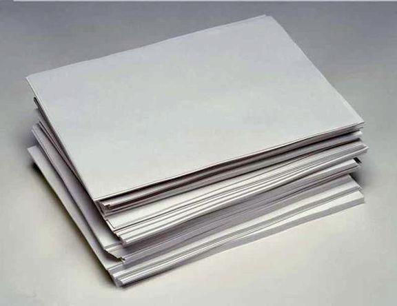 ارسال گزارش وضعیت توزیع کاغذ با ارز ترجیحی