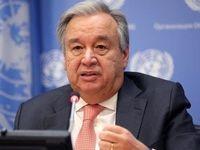 واکنش دبیرکل سازمان ملل به حادثه دریای عمان