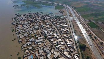 بیش از ۱۲۰روستای خوزستان در حریم بستر رودخانه قرار دارند