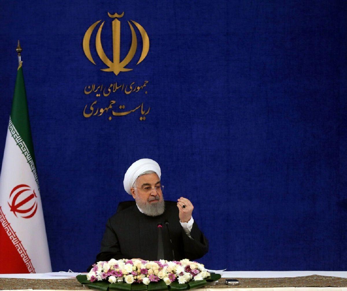 روحانی: آمریکا به دنبال مذاکره با ایران است
