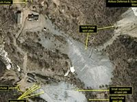 احتمال تخریب سایت اتمی کره شمالی، فردا پنجشنبه