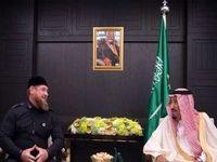 پیام شفاهی پوتین به پادشاه عربستان ارائه شد