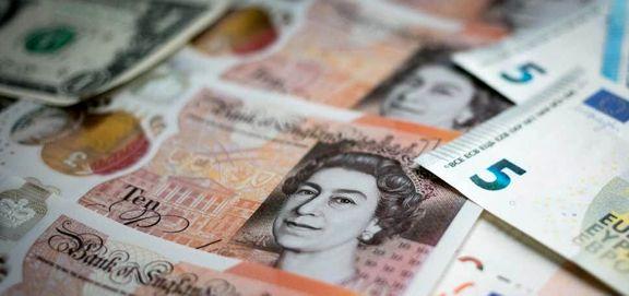 ارزش پوند انگلیس به پایینترین حد در ۳۵سال گذشته رسید