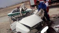 واژگونی خودرو در اردکان ۵ کشته و زخمی برجای گذاشت