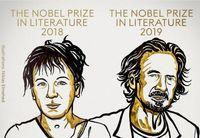 2برنده نوبل ادبیات معرفی شدند