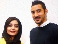 پست اینستاگرامی ساره بیات برای قوچان نژاد +عکس