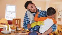 پدرهای خانه نشین؛ چالش ها و مزایا