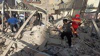 انفجار در بازار عامری اهواز