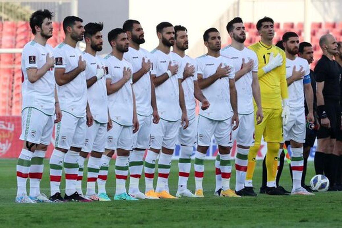 اشتباه باورنکردنی AFC درباره تیم ملی ایران + عکس