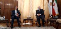 خداحافظی ظریف از وزارت خارجه + فیلم